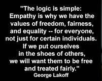 Lakoff empathy